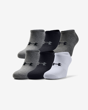 Under Armour Essentials 6-pack Skarpetki