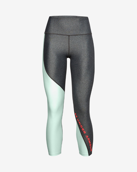 Under Armour HeatGear® Armour Wordmark 7/8 Legginsy