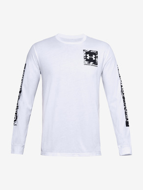 Under Armour Box Logo Sketch Koszulka
