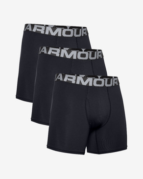 "Under Armour Charged Cotton® 6"" 3-pack Bokserki"