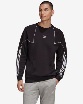 adidas Originals Big Trefoil Abstract Crew Bluza