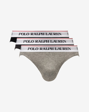 Polo Ralph Lauren 3-pack Slipy