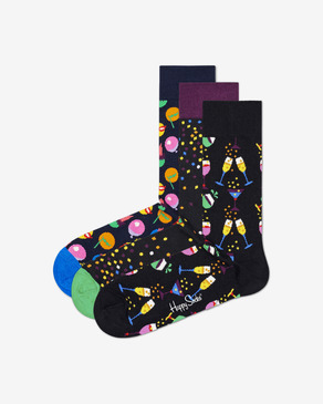 Happy Socks Celebration 3-pack Skarpetki
