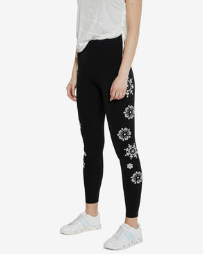 Desigual Swiss Embroidery Legginsy
