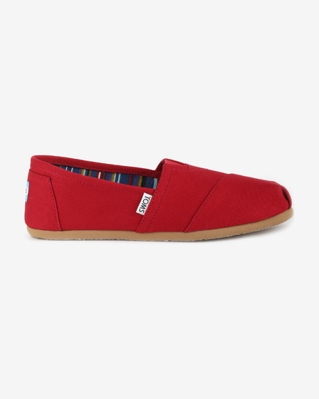 TOMS Classic Slip On Buty