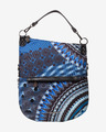 Desigual Blue Friend Folded Torebka