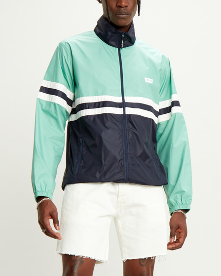 Levi's® Colorblocked Windbreaker Kurtka