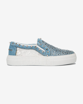 Philipp Plein Melody Slip On Buty