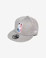 New Era NBA Logo Shadow Tech Grey 9FIFTY Czapka z daszkiem