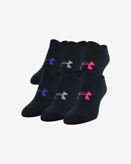 Under Armour Essentials Skarpetki dzięciece 6 par