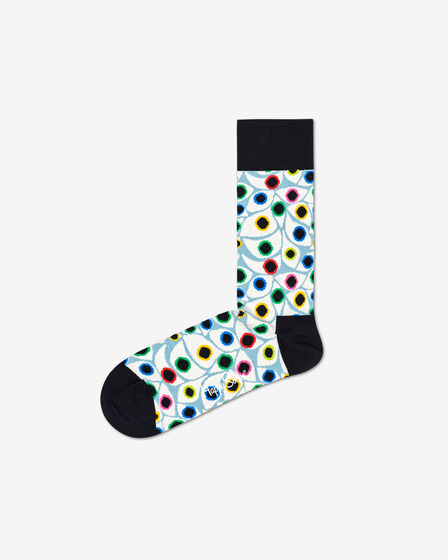 Happy Socks Organic Eyes Skarpetki